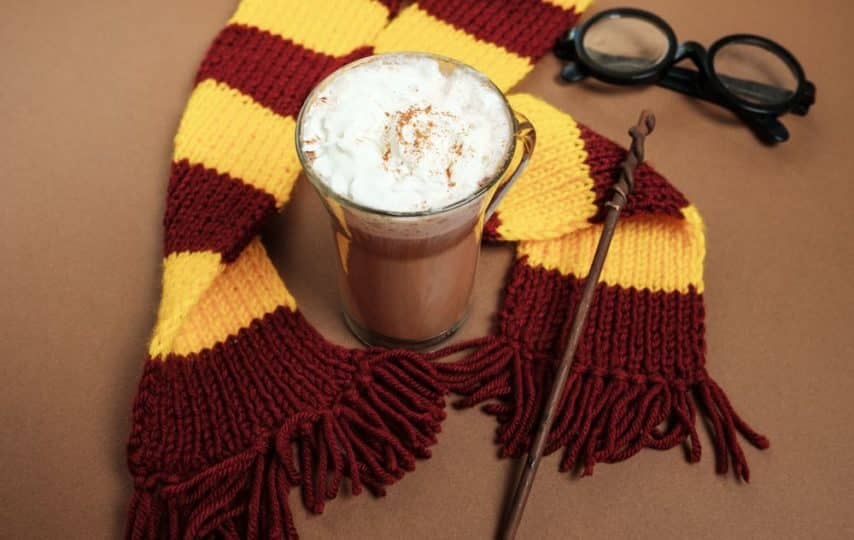 These recipes from the 'Unofficial Harry Potter Cookbook' are officially magical