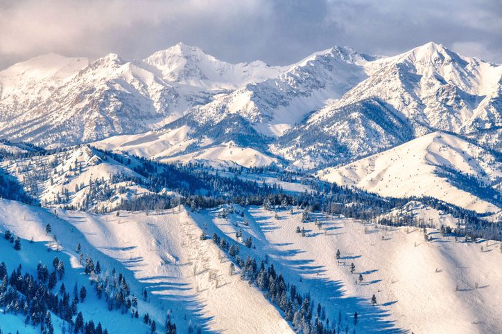 The best winter destinations in every state