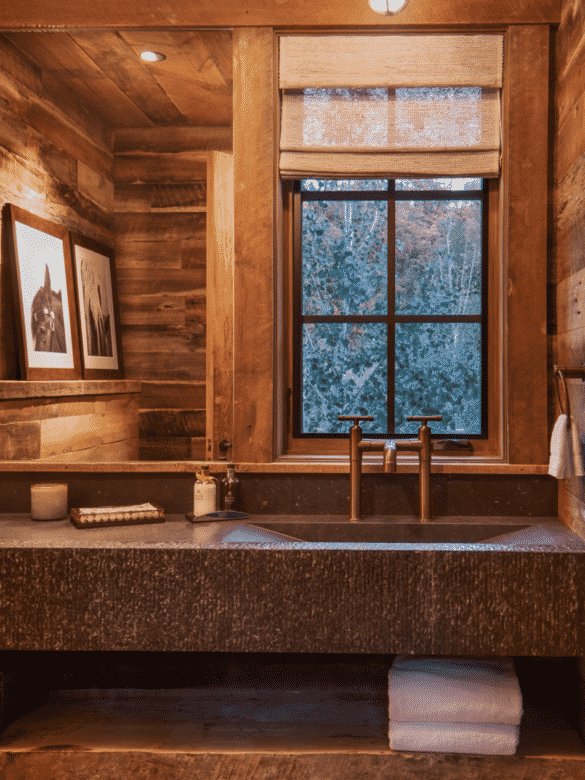 Take a look inside this gorgeous Aspen ranch retreat