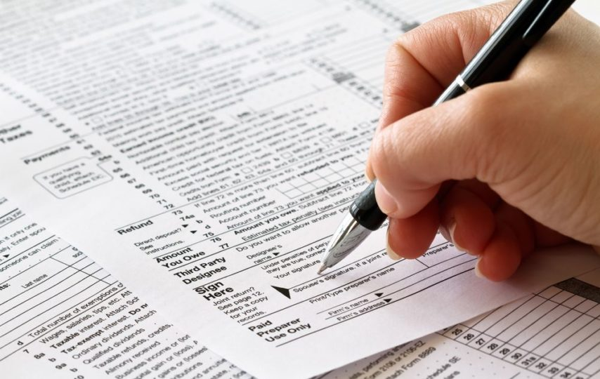 Paying tax on personal loans