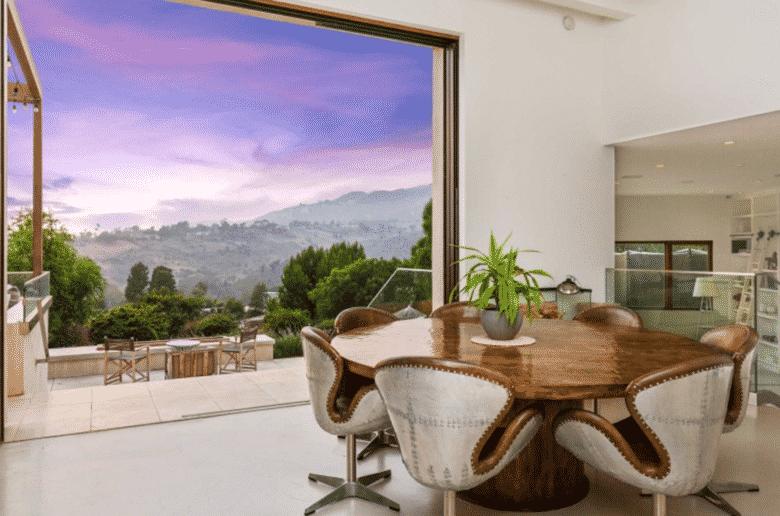 Take a peek inside these celebrity brothers' Malibu home