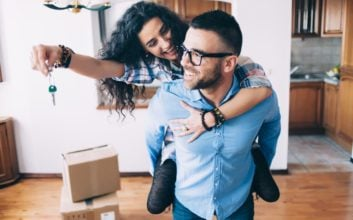 Top 4 packing & moving tips