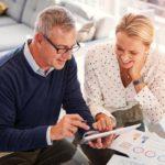 Creating a one-year savings plan