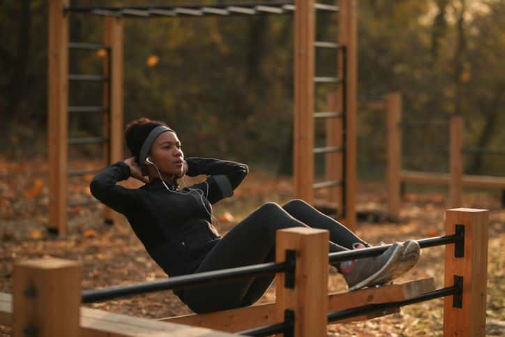 A gentle approach for getting back in shape