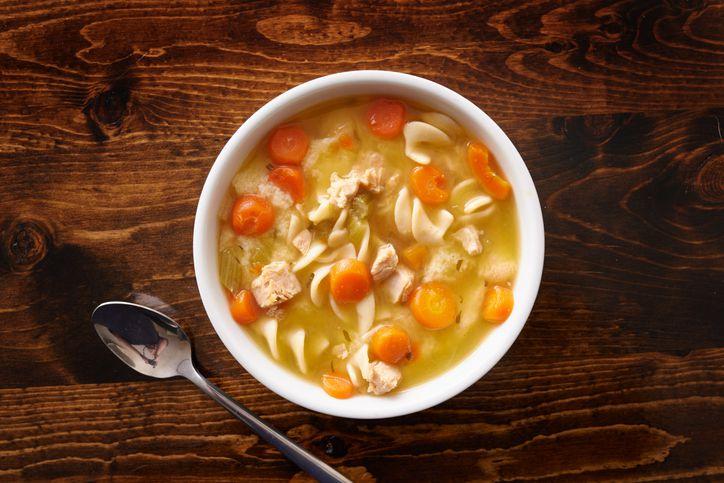 12 easy leftover chicken recipes