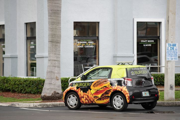 Are car wraps a good investment for your small business?