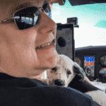 How I followed my dreams & became a dog rescue pilot