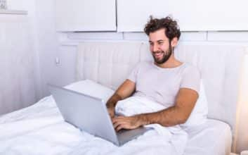 Should you really be working in bed?