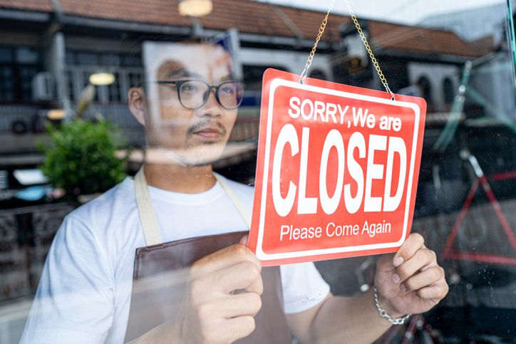 How the coronavirus affected small businesses in 2020