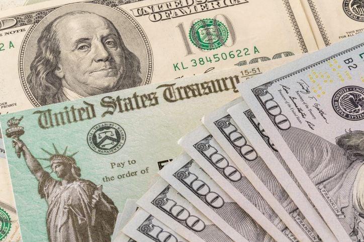 Do stimulus checks count as income?