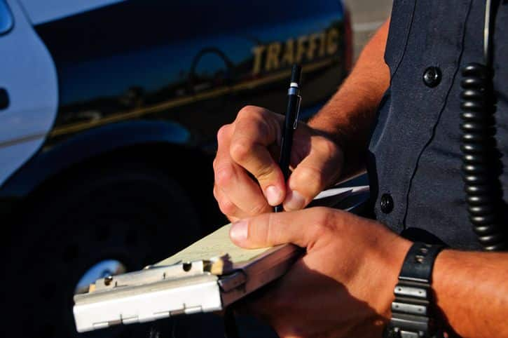 Here's where Americans get the most speeding tickets