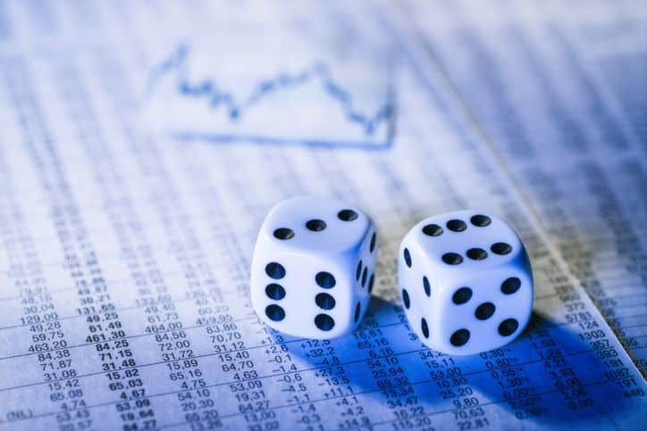 The difference between speculation & investing
