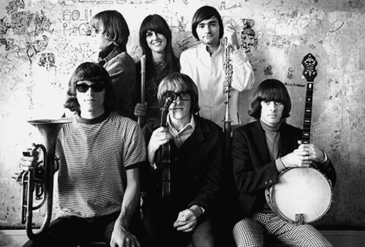 How many of these superstar '60s bands can you name?