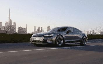 Audi's new E-Tron GT vs. Porsche's Taycan & Tesla's Model S