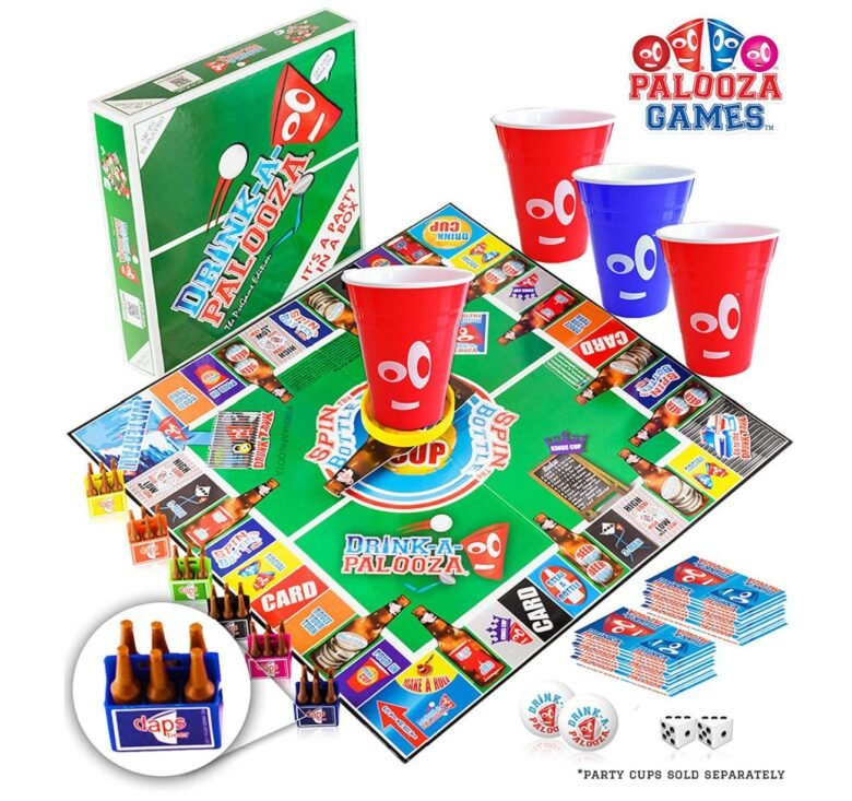 50 fun games to play with family & friends