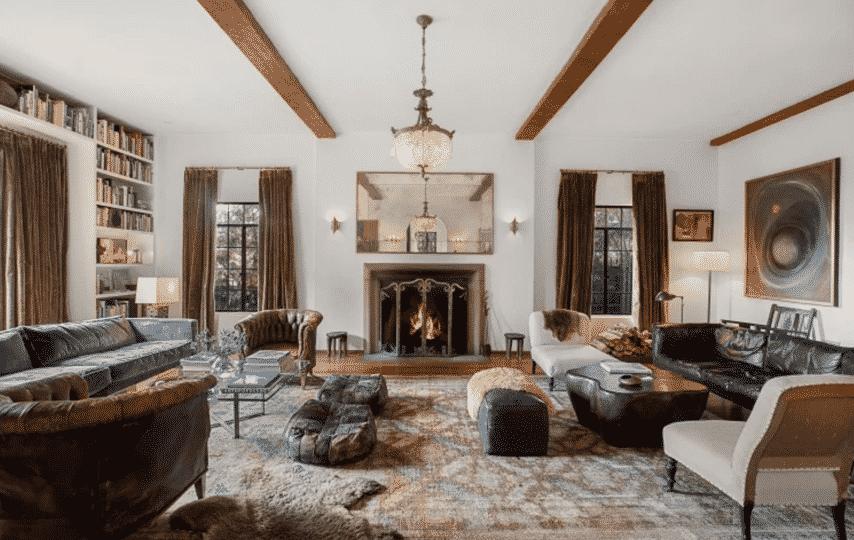 Step inside actor Walton Goggins' gorgeous LA home