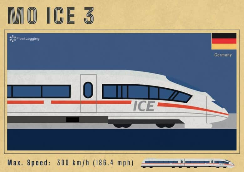 Toot sweet: The world's 21 fastest trains