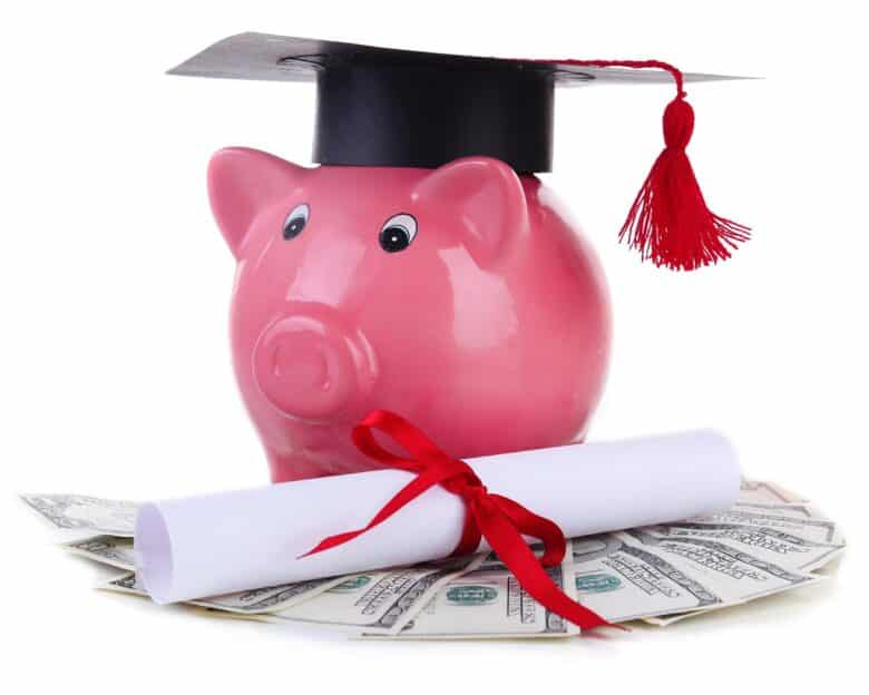 How are student loans disbursed?