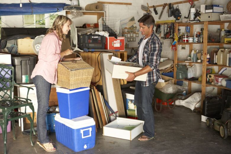 Smart ways to convert your clutter into cash