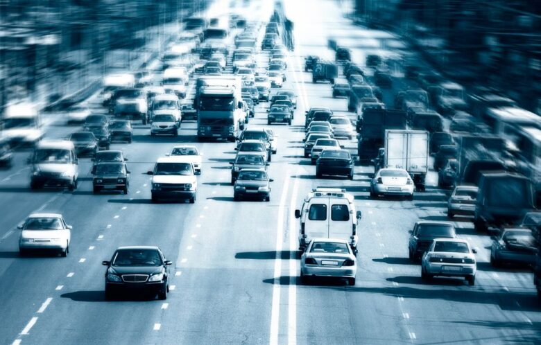 Cities with the most stressful traffic. Where does yours rank?