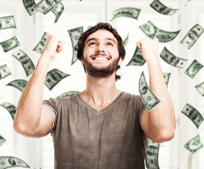 If you dream about money, here's what it could mean