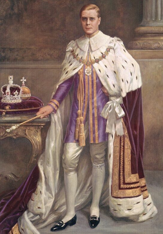 The history of the British Monarchy in pictures