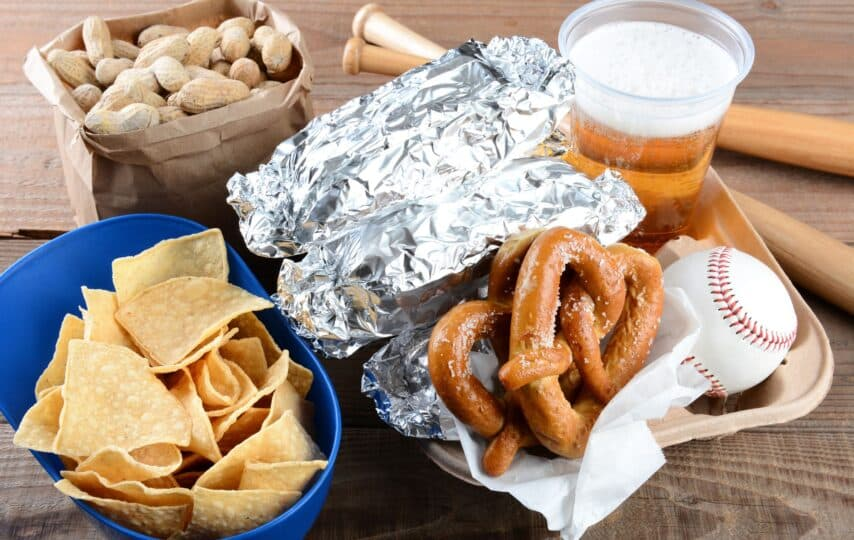 Bratchos & Fenway franks: The best ballpark food in the US