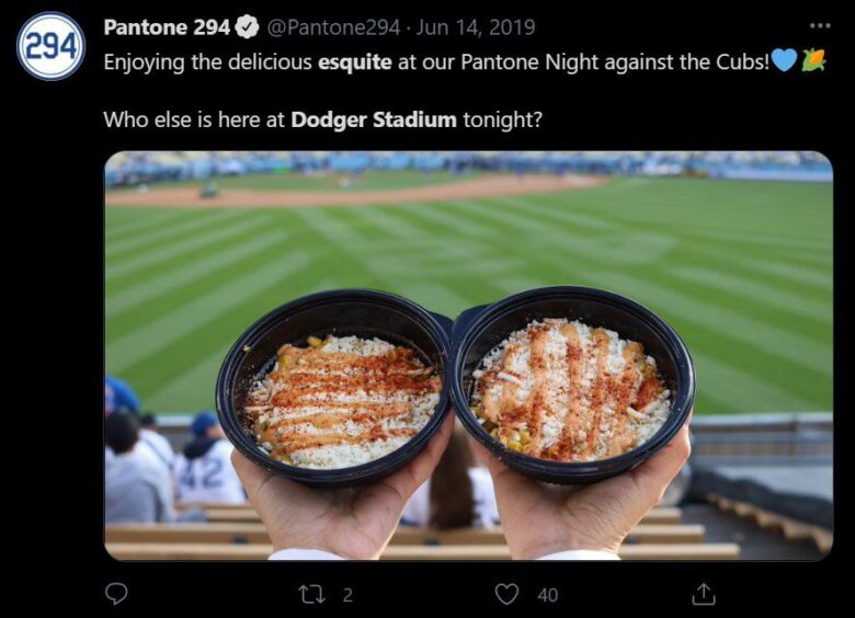 Is this the best ballpark food in America?