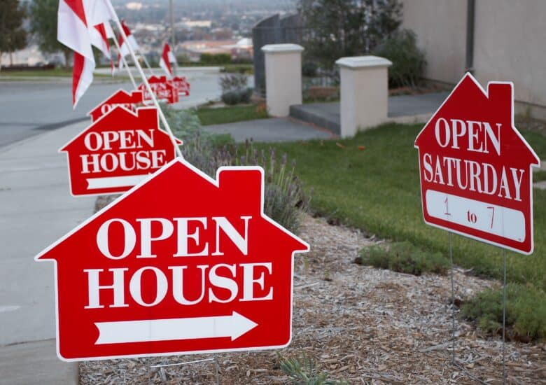 Open house tips for homebuyers