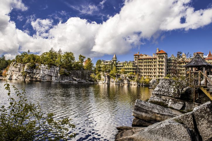 Gorgeous grand hotels for socially distant getaways