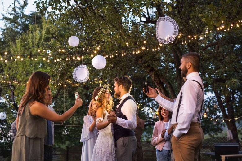 Think your wedding was expensive? Be glad you didn't get married here