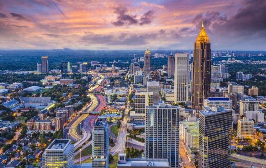 The top 25 employers in Atlanta