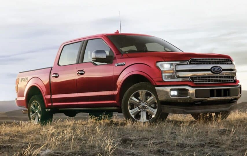 F-150 is one of the most popular cars