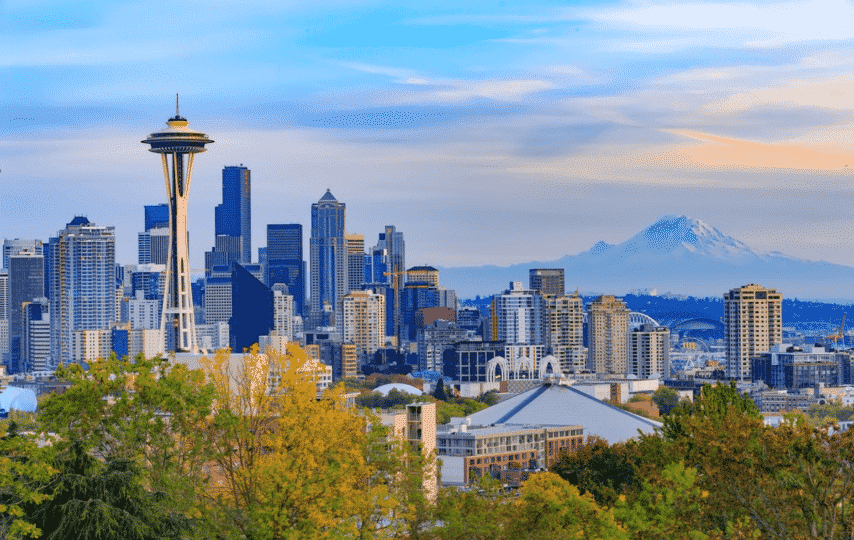 The top 25 employers in Seattle