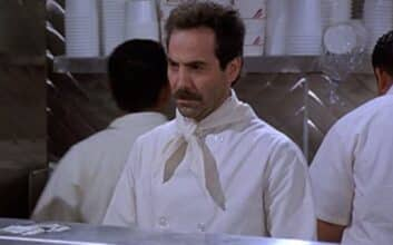 Seinfeld's 'Soup Nazi' made almost no money for his iconic role