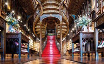 Livraria Lello, a beautiful bookstore