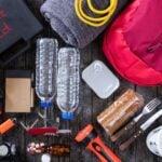 Emergency go-bag kit essentials