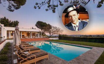 Frank Sinatra's $21.5M estate