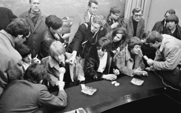 Rolling Stones press conference, 1966