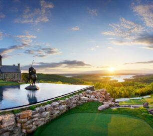 Top of the Rock Golf Course, Missouri
