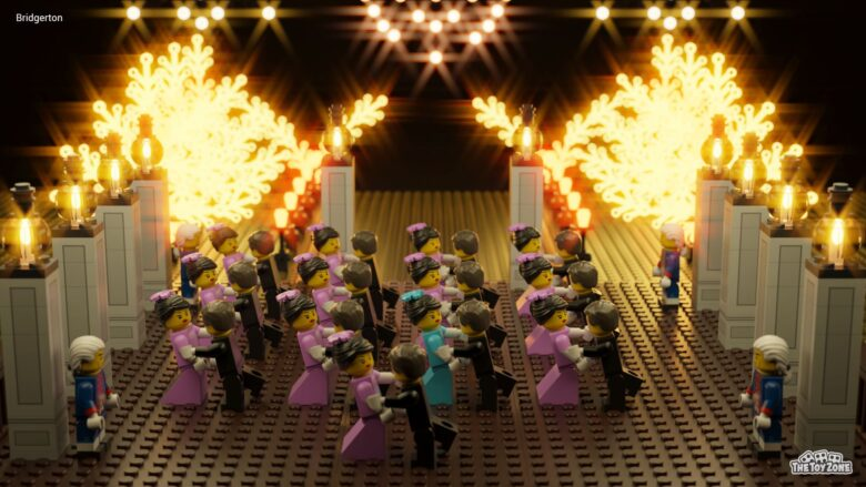Here are your favorite Netflix shows recreated with LEGOs