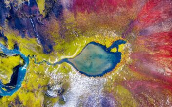 Take a look at some of the most beautiful drone pics of all time