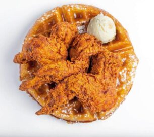 This is the one chicken & waffle joint to visit in your state