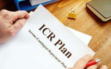 Income-contingent repayment plan explained