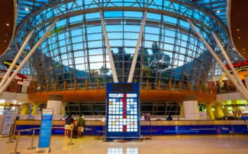 These airports are so beautiful you won't want to leave