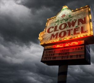 Is this America's scariest motel?