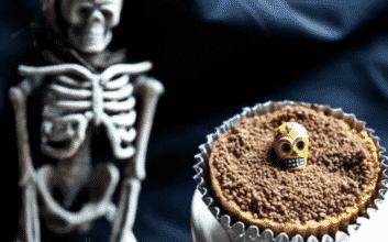 Tricky treats: 15 healthy halloween goodies