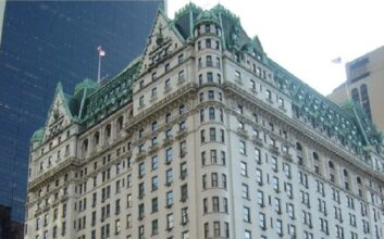 You can live at NYC's famous Plaza Hotel, but it will cost you