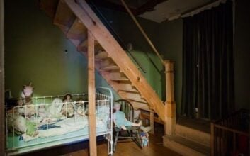 America's most haunted homes