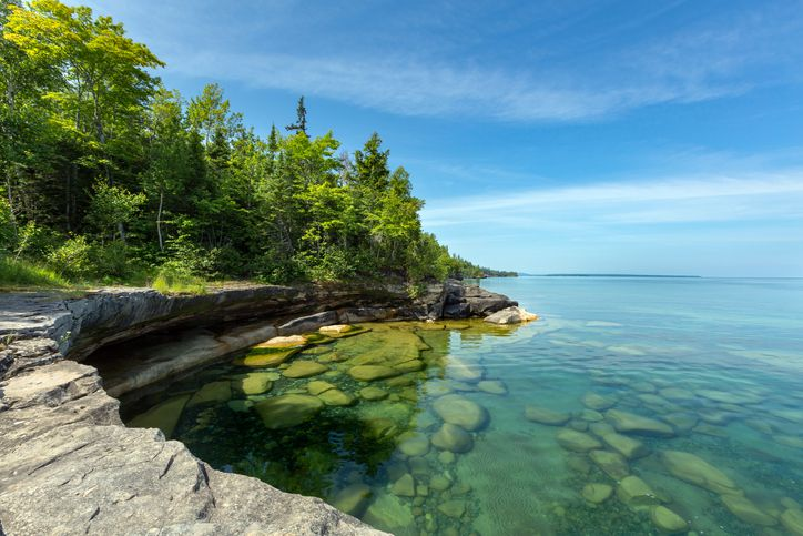 8 of the most pristine & beautiful lakes in Minnesota